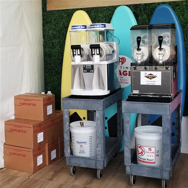 LV Taco - Margarita Machine Rentals - Frozen Drink Machine