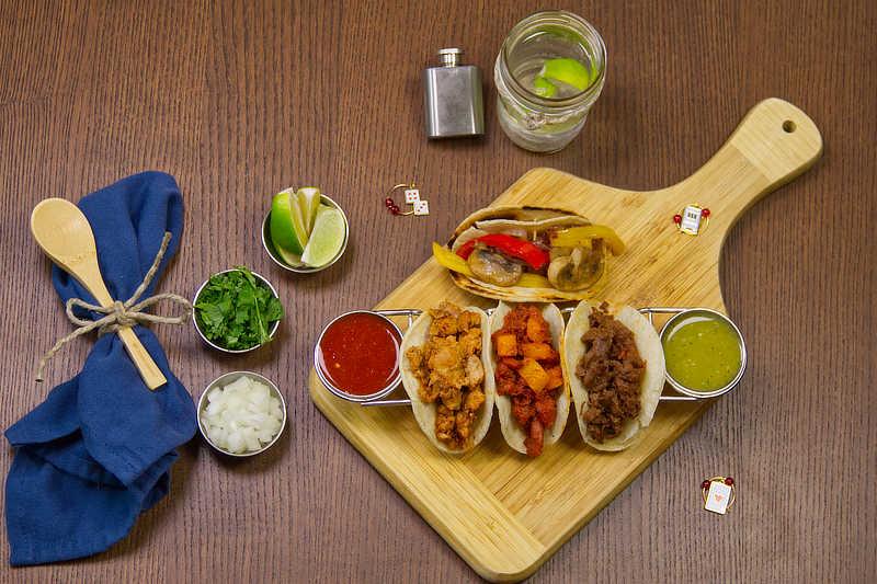 LV-Taco | Taco Bar - Family LVTaco Package