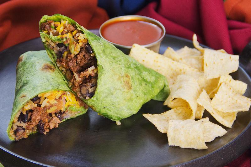 LV Taco - Burrito