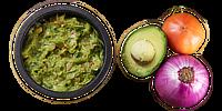 LV Taco - Fresh Guacamole