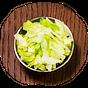 LV Taco - Fresh Shredded Lettuce